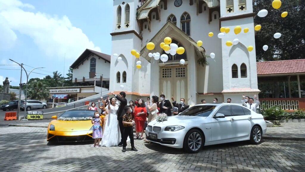 Amare Wedding Car